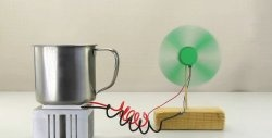 6 amazing experiments: electricity, magnetism, etc.