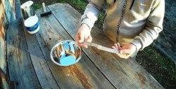 Cum se face un cuțit durabil și anatomic în 10 minute