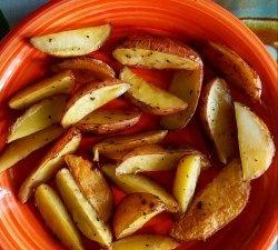 Przepis na młode ziemniaki