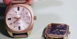 How to polish a scratched or frayed watch glass