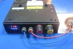 Fonte de alimentação compacta e ajustável de 24V 5A