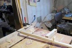 Cum se face un mâner de lopată folosind un burghiu electric