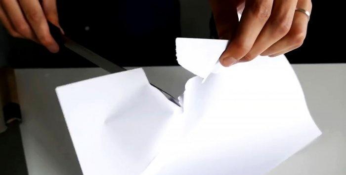 Πώς να επισκευάσετε και να ακονίσετε ένα σκουριασμένο μαχαίρι