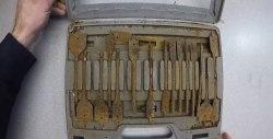 Un mod elementar de a repara un instrument ruginit