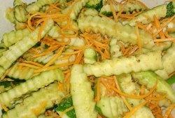 Castraveți coreeni - gustare preferată