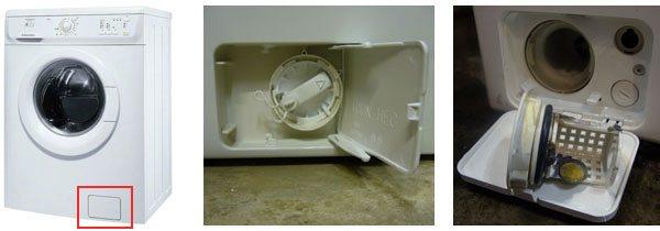 כיצד להסיר את החלפת מסנן מכונת הכביסה