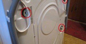 Транспортни болтове за перални машини