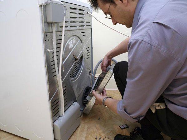 DIY telepítés és a mosógép csatlakoztatása