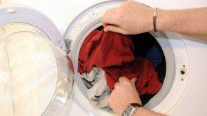 Mesin basuh tidak merosakkan pakaian