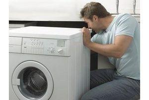 מכונת כביסה חדשה - תחילה לשטוף ולהפעיל