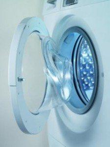 Люк на пералната машина