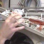 Bagaimana untuk mengeluarkan panel kawalan mesin basuh