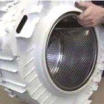 Как да премахнете резервоара на пералната машина