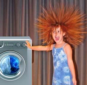 Електрическата електрическа пералня ли е? Поправете го сами!