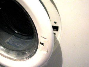Вратата на пералнята не се затваря (люк, врата)