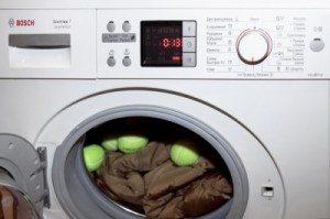 Тенис топки за пране на пуловер