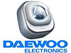 Кодове за грешки за перални машини Daewoo