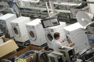 Фабрика за перални машини
