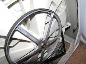 Машина за редуциране на шайби и колан