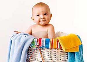 Пране за новороденото