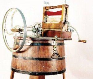 Sejarah mesin basuh