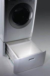 Кутия под пералнята