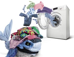 מחלקת יעילות של שטיפת מכונת כביסה
