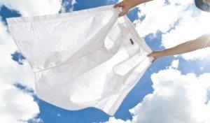 Bagaimana untuk mencuci baju