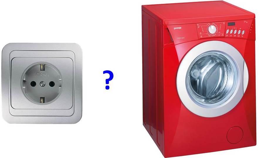 Hogyan csatlakoztathatjuk a mosógépet az elektromos áramhoz