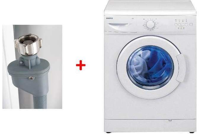Как да защитите вашата пералня от течове?