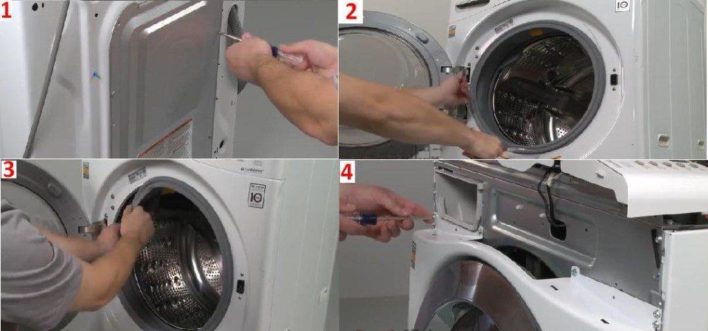 анализ на пералнята