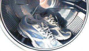 Membasuh kasut di mesin basuh - arahan