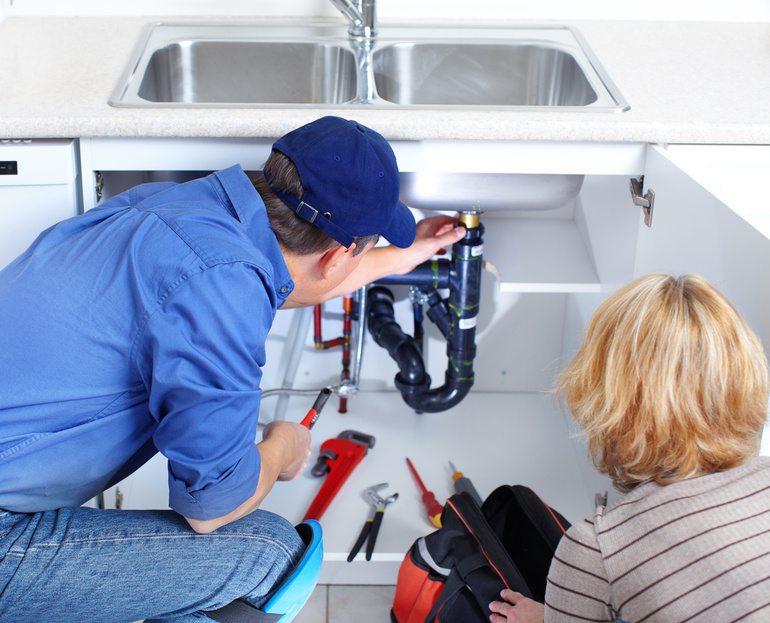 Инсталираме пералня без течаща вода