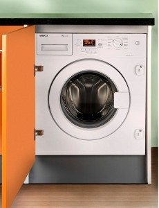 Вградена пералня Beko