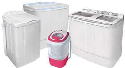 Как да изберем полуавтоматична пералня с въртене?