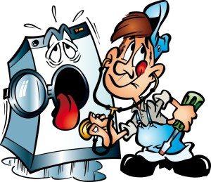 Програмите се провалят в пералнята - поправете го сами