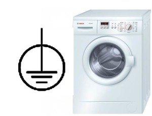заземяване на перална машина