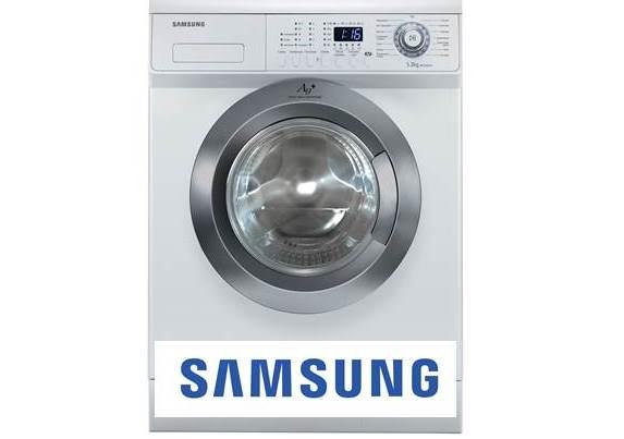 Как да ремонтирате пералня Samsung