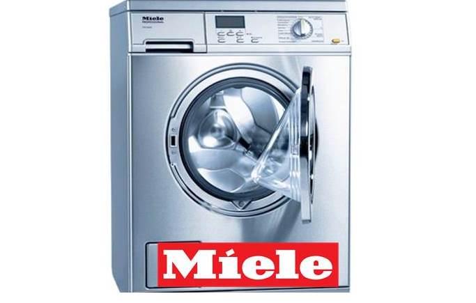 Поправете сами пералните машини Miele