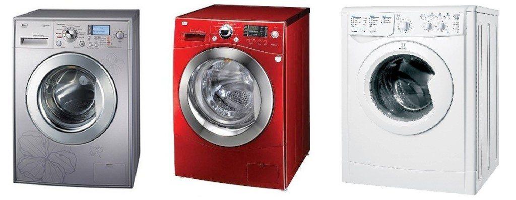 Önden yüklemeli çamaşır makineleri