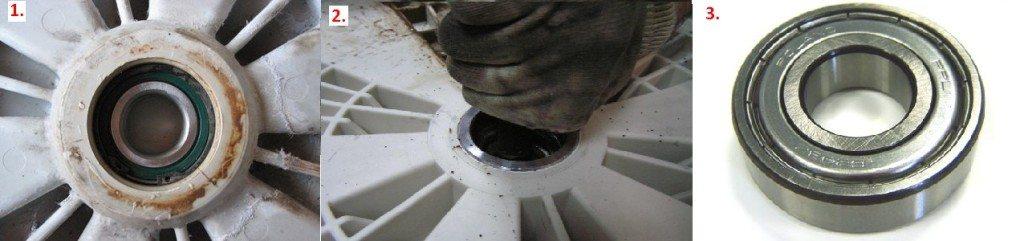 анализ на резервоара за пералня