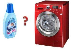 היכן לשפוך מיזוג אוויר במכונת הכביסה