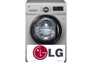 מכונת כביסה של LG - תקלות ותיקונים