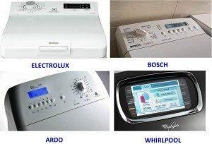 модели перални машини с най-високо зареждане