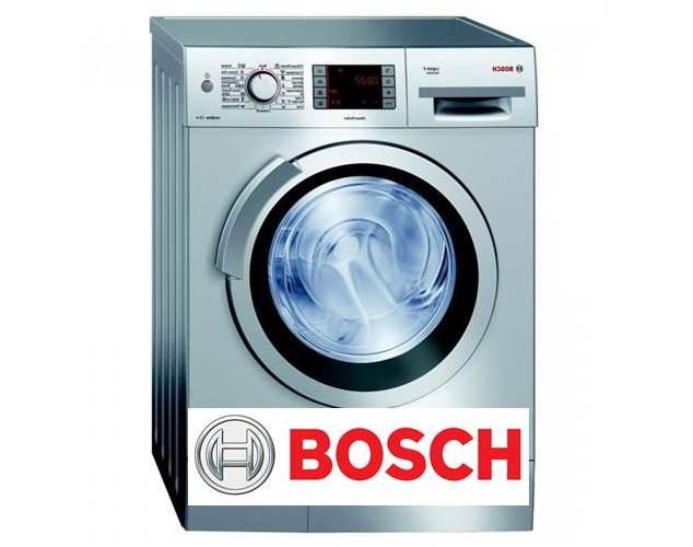 Cómo reparar una lavadora Bosch