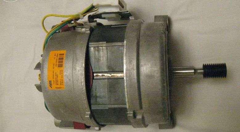 електромотор за пералня