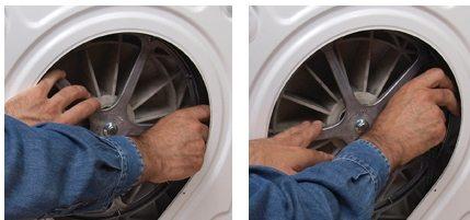 Колан за перални машини Bosch