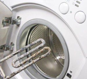 почистване на перални машини