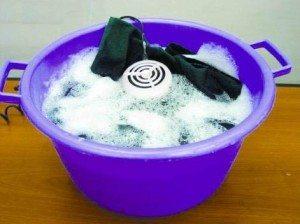 ултразвукова пералня