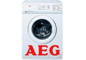 Неизправности и ремонт на перални машини AEG